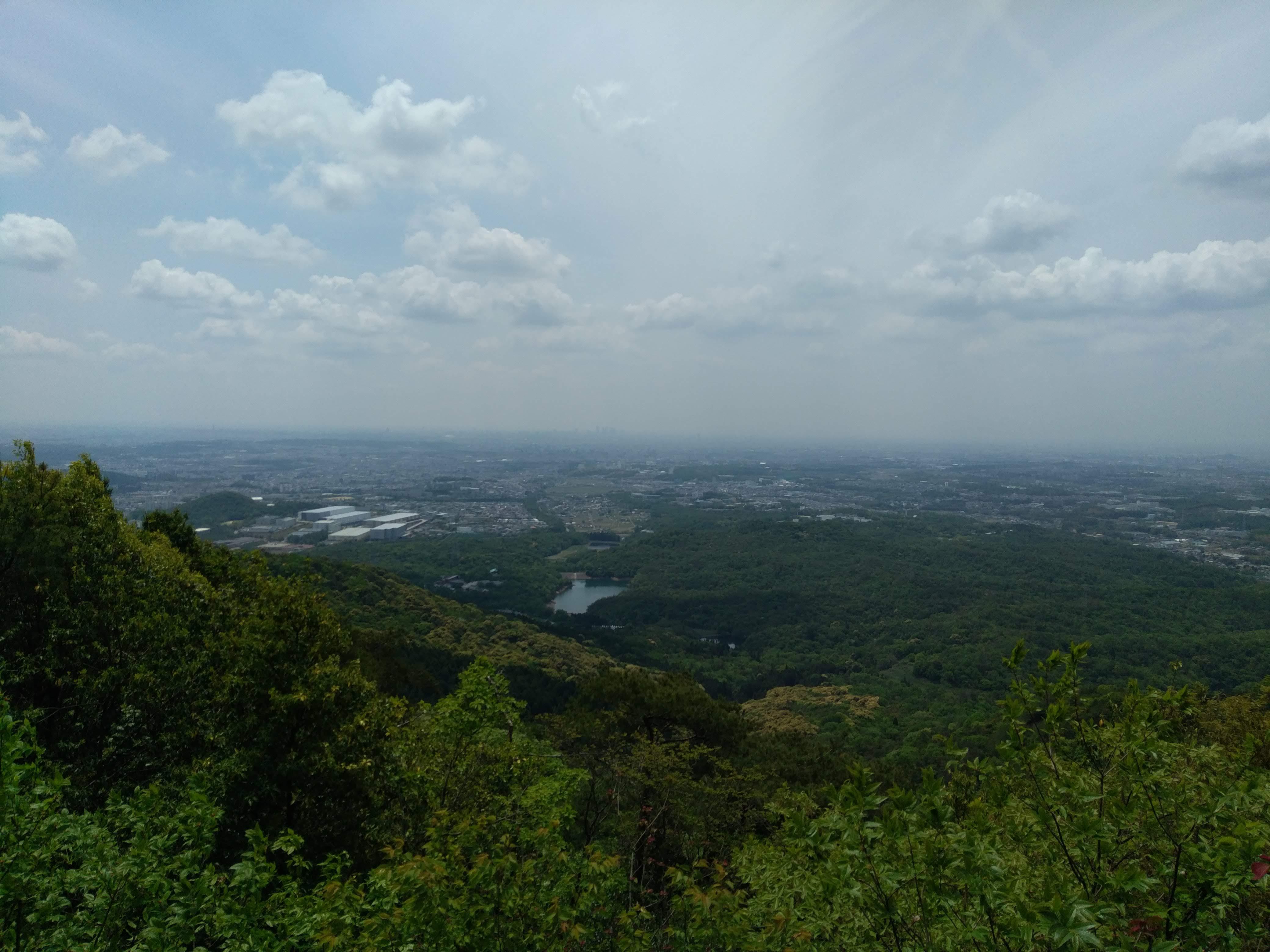 愛知県春日井市弥勒山